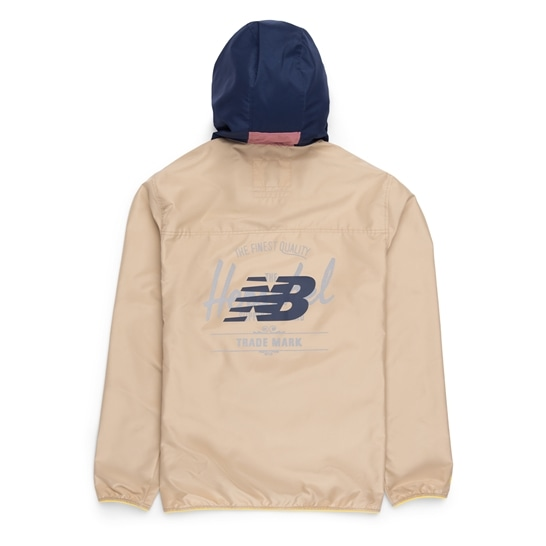 Herschel Supply × New Balance Voyage Hip Pack アノラックジャケット