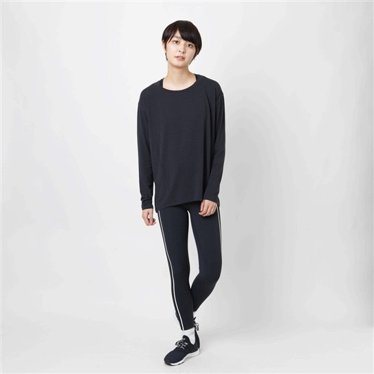 STUDIO RELAXED ロングスリーブシャツ