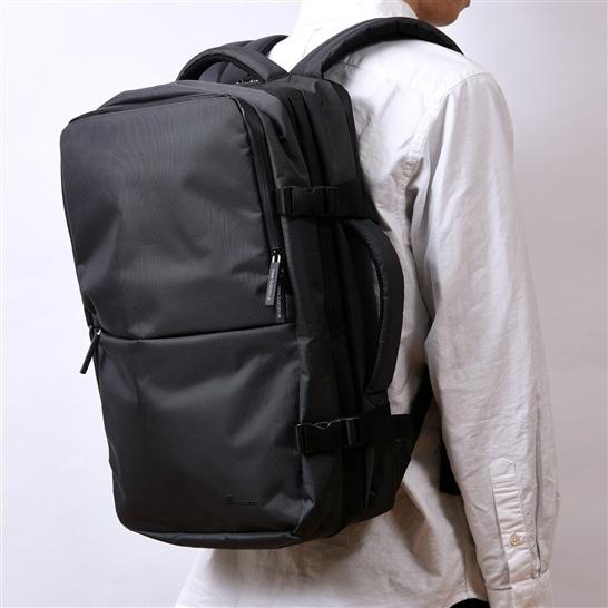(NB公式アウトレット)【30%OFF】 ユニセックス SAC'S BAR×New Balance OX NYLON 2wayバックパック (ブラック) バッグ 鞄 リュックサック/デイパック ニューバランス newbalance セール