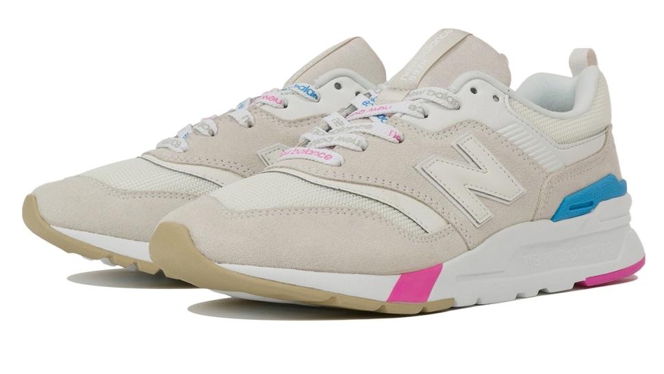 (NB公式アウトレット)【50%OFF】 ウイメンズ CW997H KA (ホワイト) スニーカー シューズ 靴 ニューバランス newbalance セール