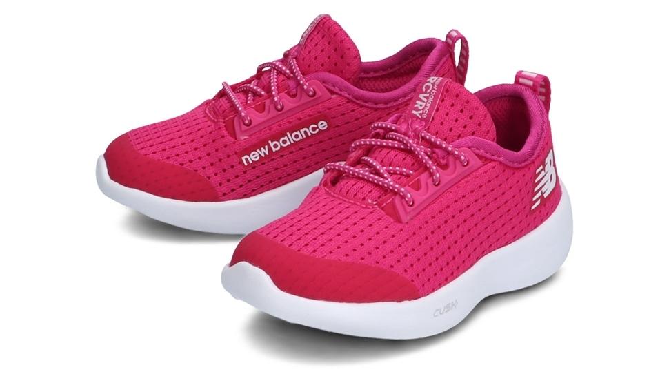 (NB公式アウトレット)【40%OFF】 キッズ NB RCVRY I PN (ピンク) ランニングシューズ 靴 ニューバランス newbalance セール