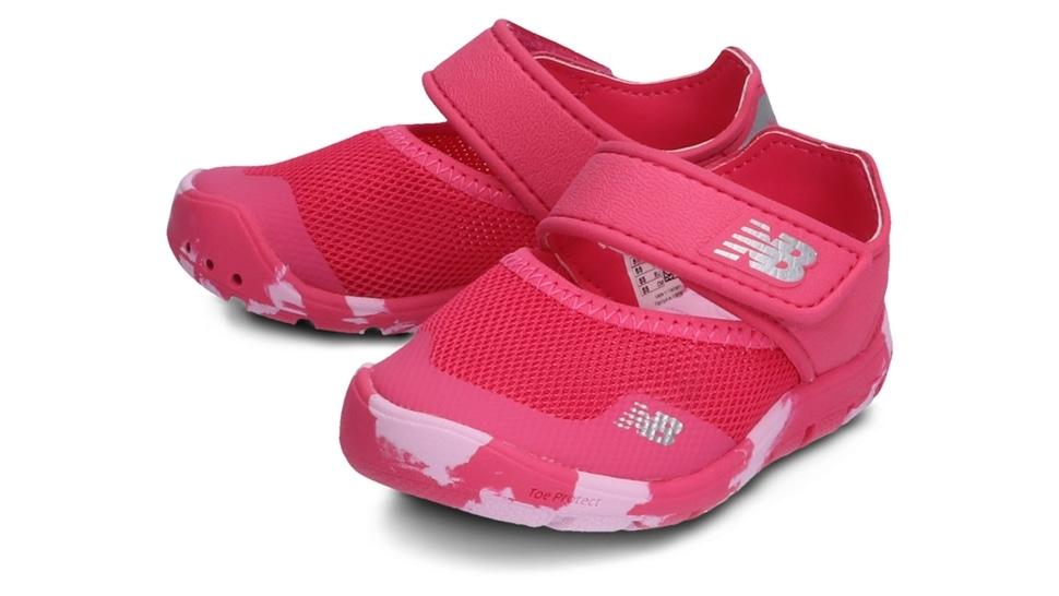 (NB公式アウトレット)【30%OFF】 キッズ IO208 MG2 (ピンク) スニーカー シューズ 靴 ニューバランス newbalance セール