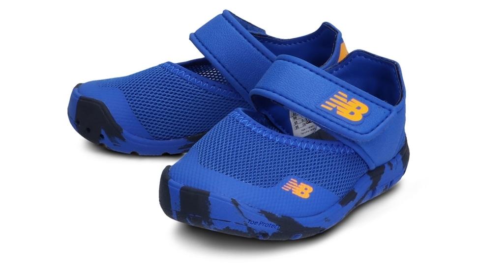 (NB公式アウトレット)【30%OFF】 キッズ IO208 RB2 (ブルー) スニーカー シューズ 靴 ニューバランス newbalance セール