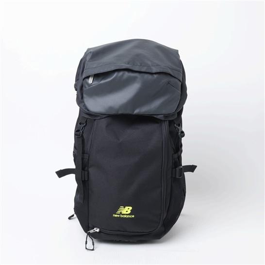 (NB公式アウトレット)【30%OFF】 ユニセックス バックパック 35リットル (ブラック) バッグ 鞄 リュックサック/デイパック ニューバランス newbalance セール
