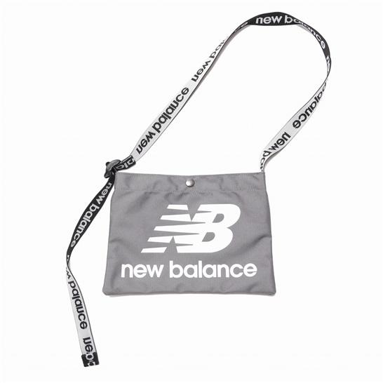 (NB公式アウトレット)【30%OFF】 メンズ マルチバッグS (グレー) バッグ 鞄 ニューバランス newbalance セール