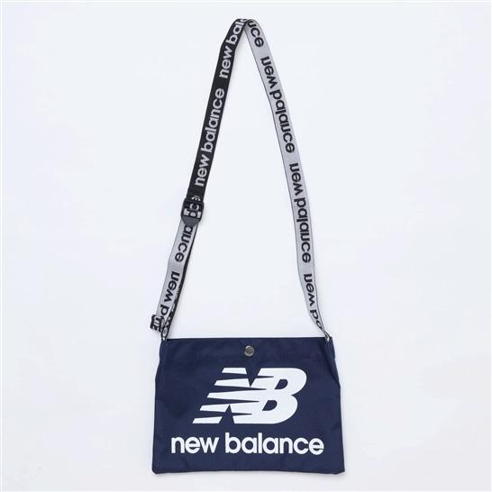 (NB公式アウトレット)【30%OFF】 ユニセックス マルチバッグS (ブルー) バッグ 鞄 ニューバランス newbalance セール