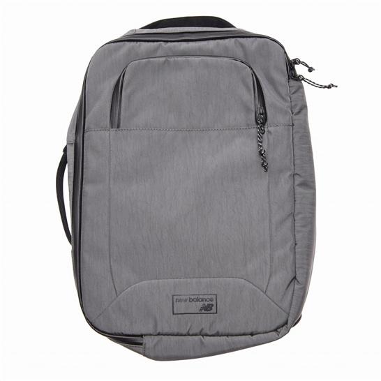 (NB公式アウトレット)【30%OFF】 メンズ 2WAYバックパック 15リットル (グレー) バッグ 鞄 リュックサック/デイパック ニューバランス newbalance セール