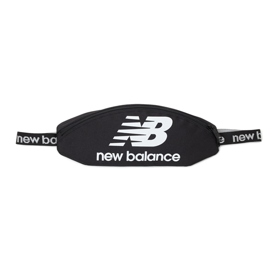 (NB公式アウトレット)【30%OFF】 ユニセックス ウエストポーチ (ブラック) バッグ 鞄 ニューバランス newbalance セール