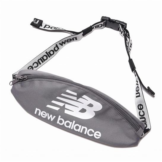 (NB公式アウトレット)【30%OFF】 ユニセックス ウエストポーチ (グレー) バッグ 鞄 ニューバランス newbalance セール