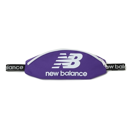 (NB公式アウトレット)【30%OFF】 ユニセックス ウエストポーチ (パープル) バッグ 鞄 ニューバランス newbalance セール