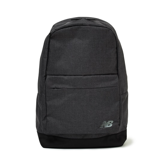 (NB公式アウトレット)【30%OFF】 ユニセックス ラージバックパック (ブラック) バッグ 鞄 リュックサック/デイパック ニューバランス newbalance セール