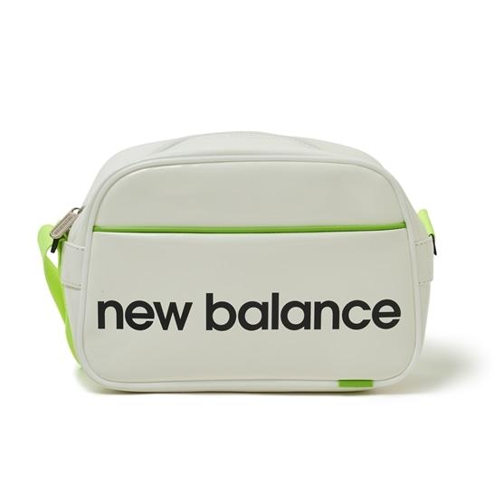 (NB公式アウトレット)【30%OFF】 ユニセックス エナメルポーチ (イエロー) バッグ 鞄 ニューバランス newbalance セール