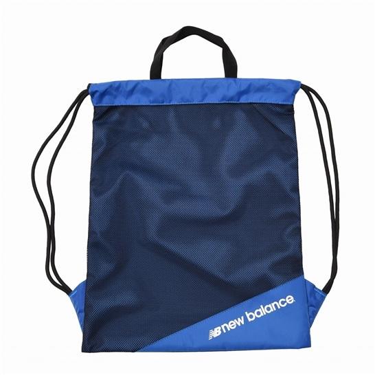(NB公式アウトレット)【30%OFF】 メンズ ジムバック (ブルー) バッグ 鞄 ニューバランス newbalance セール