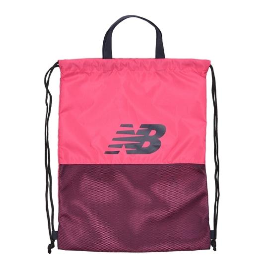 (NB公式アウトレット)【30%OFF】 ユニセックス ジムバッグ (ブルー) バッグ 鞄 ニューバランス newbalance セール