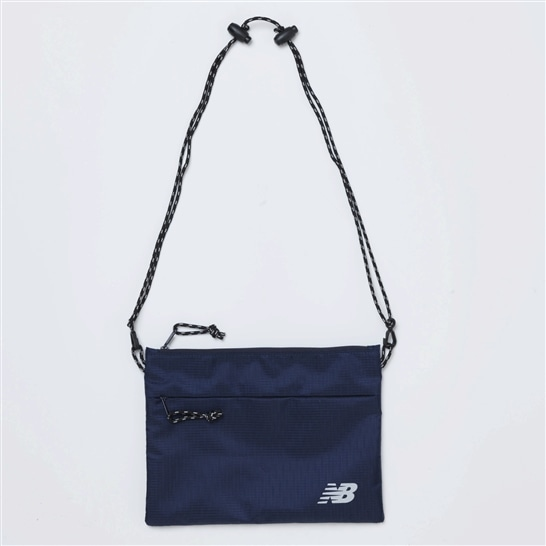 (NB公式アウトレット)【30%OFF】 ユニセックス サコッシュ (ブルー) バッグ 鞄 ニューバランス newbalance セール