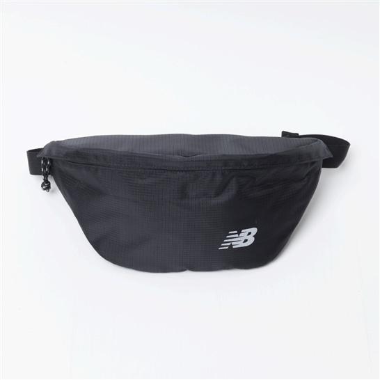 (NB公式アウトレット)【30%OFF】 ユニセックス ウエストバッグ (ブラック) バッグ 鞄 ニューバランス newbalance セール