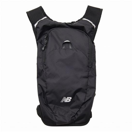 (NB公式アウトレット)【30%OFF】 メンズ ランニングバックパック5L (ブラック) バッグ 鞄 リュックサック/デイパック ニューバランス newbalance セール