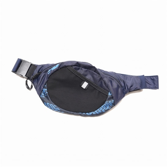 (NB公式アウトレット)【30%OFF】 ユニセックス ランニングウエストポーチL (ブルー) バッグ 鞄 ニューバランス newbalance セール