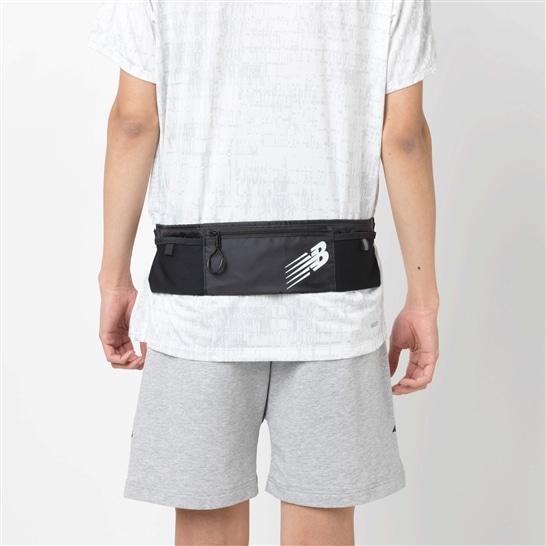 (NB公式アウトレット)【30%OFF】 メンズ ランニングウエストポーチS (ブラック) バッグ 鞄 ニューバランス newbalance セール