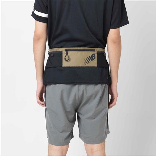 (NB公式アウトレット)【50%OFF】 メンズ ランニングウエストポーチS (グリーン) バッグ 鞄 ニューバランス newbalance セール