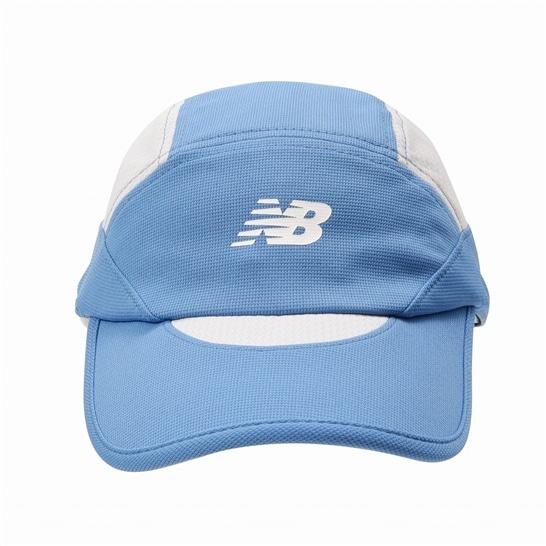 (NB公式アウトレット)【30%OFF】 メンズ ランニングネックカバーキャップ (ブルー) 帽子 キャップ ハット/グローブ ニューバランス newbalance セール