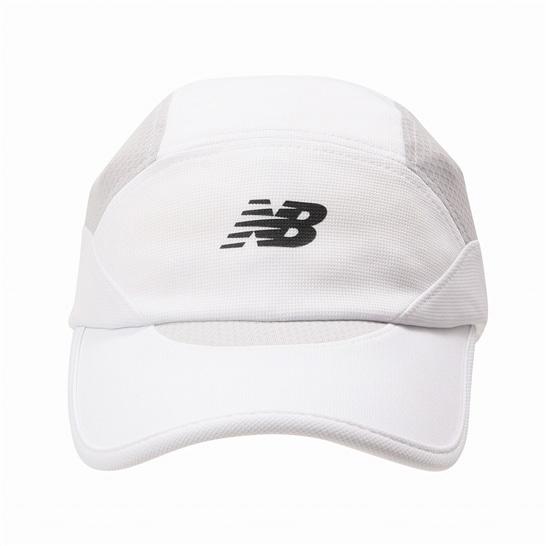 (NB公式アウトレット)【30%OFF】 メンズ ランニングネックカバーキャップ (ホワイト) 帽子 キャップ ハット/グローブ ニューバランス newbalance セール