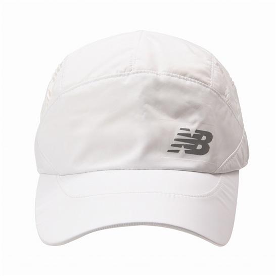 (NB公式アウトレット)【30%OFF】 メンズ ランニングパンチングメッシュキャップ (ホワイト) 帽子 キャップ ハット/グローブ ニューバランス newbalance セール