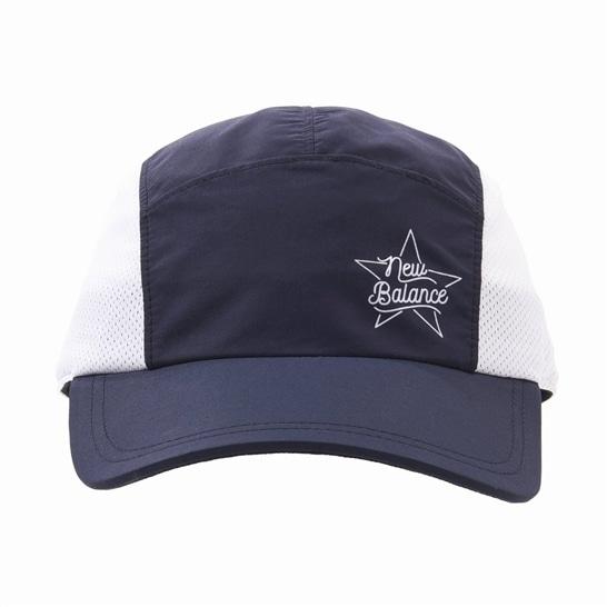 (NB公式アウトレット)【30%OFF】 ウイメンズ Star ランニングキャップ (ブルー) 帽子 キャップ ハット/グローブ ニューバランス newbalance セール