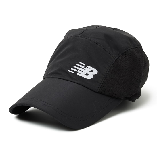 (NB公式アウトレット)【30%OFF】 ウイメンズ ウィメンズコンパクトランニングキャップ (ブラック) 帽子 キャップ ハット/グローブ ニューバランス newbalance セール