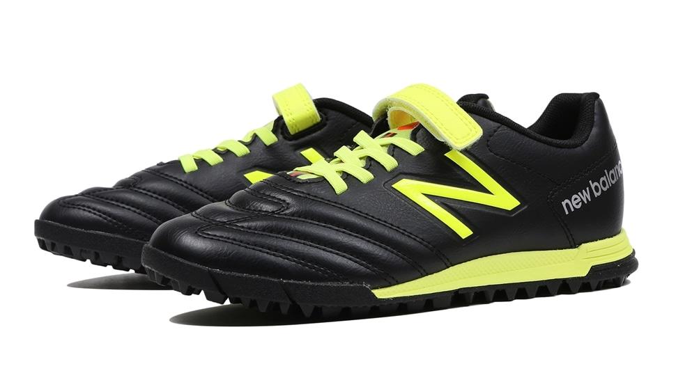 (NB公式アウトレット)【30%OFF】 キッズ 442 JNR V TF BG1 (ブラック) サッカー トレーニング・ターフシューズ 靴 ニューバランス newbalance セール