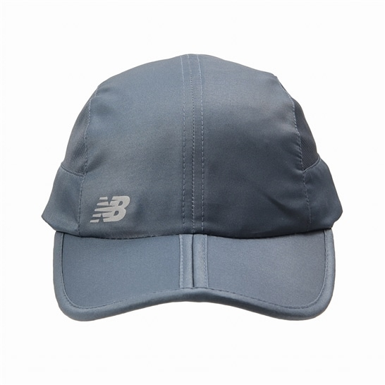 (NB公式アウトレット)【30%OFF】 ユニセックス パッカブルランキャップ (グレー) 帽子 キャップ ハット/グローブ ニューバランス newbalance セール