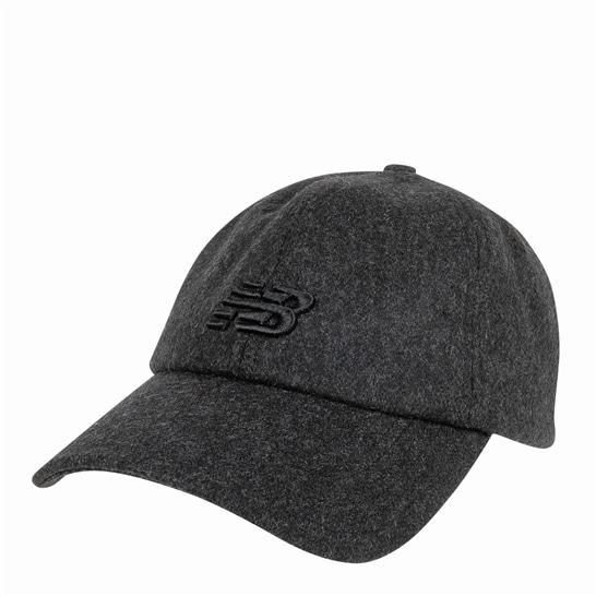 (NB公式アウトレット)【30%OFF】 ユニセックス NBシーズナルクラシックキャップ (グレー) 帽子 キャップ ハット/グローブ ニューバランス newbalance セール
