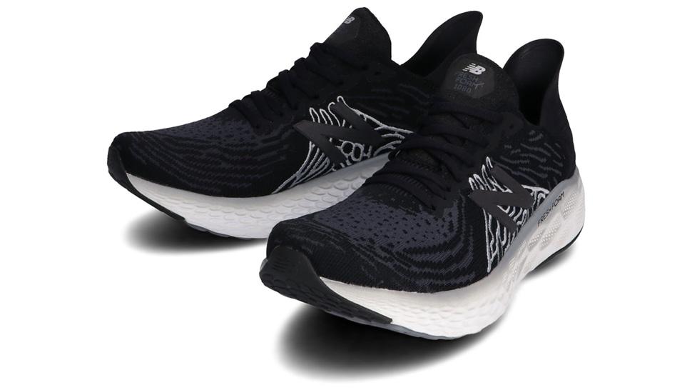 (NB公式アウトレット)【50%OFF】 メンズ FRESH FOAM 1080 M K10 (ブラック) ランニングシューズ 靴 ニューバランス newbalance セール
