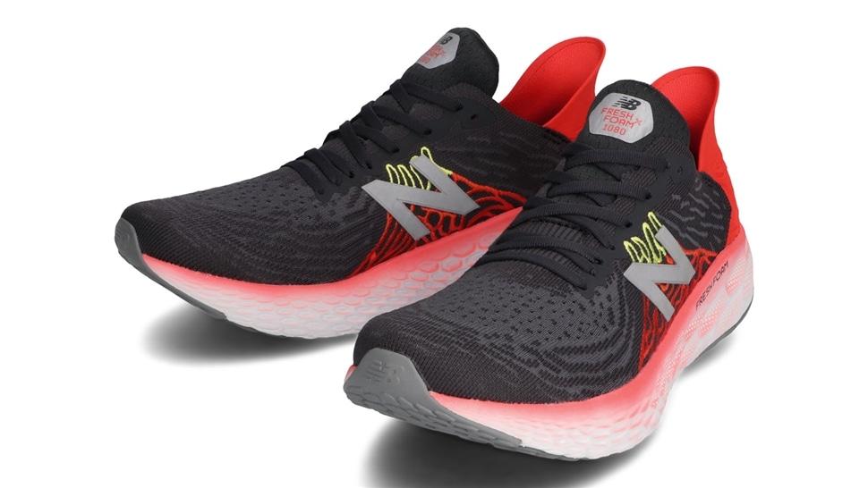 (NB公式アウトレット)【50%OFF】 メンズ FRESH FOAM 1080 M M10 (グレー) ランニングシューズ 靴 ニューバランス newbalance セール