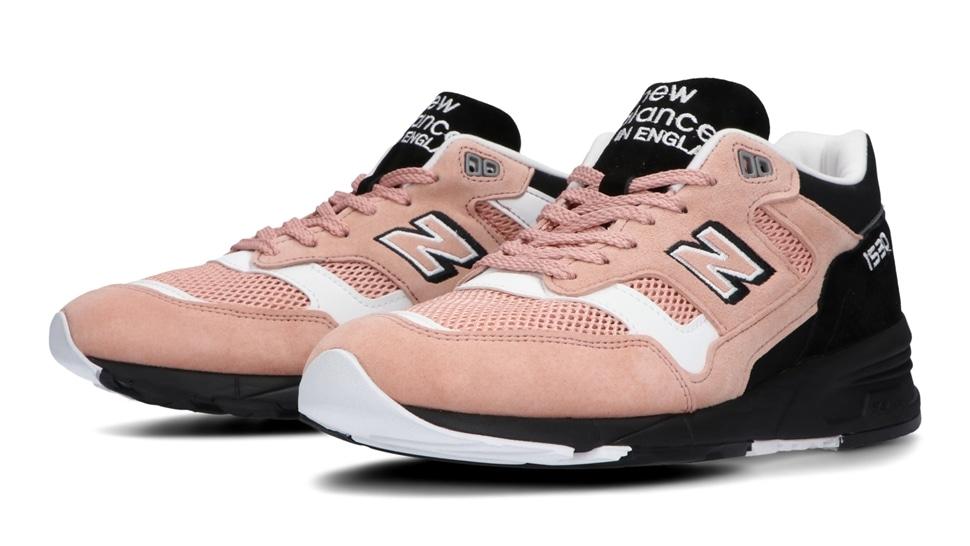 (NB公式アウトレット)【50%OFF】 メンズ M1530 SVS (ピンク) スニーカー シューズ(Made in USA/UK) 靴 ニューバランス newbalance セール