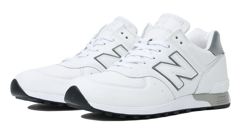 (NB公式アウトレット)【30%OFF】 メンズ M576 WWL (ホワイト) スニーカー シューズ(Made in USA/UK) 靴 ニューバランス newbalance セール