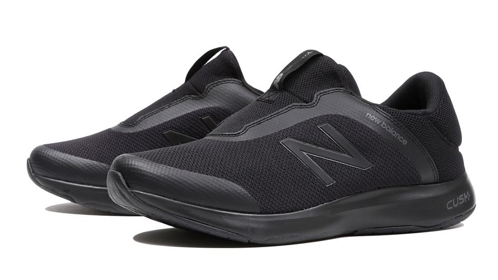 (NB公式アウトレット)【30%OFF】 メンズ RALAXA SLIP ON M B1 (ブラック) ウォーキングシューズ 靴 ニューバランス newbalance セール