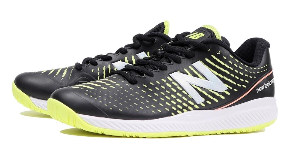 (NB公式アウトレット)【50%OFF】 メンズ MCH796 L2 (ブラック) テニス オールコート用シューズ 靴 ニューバランス newbalance セール