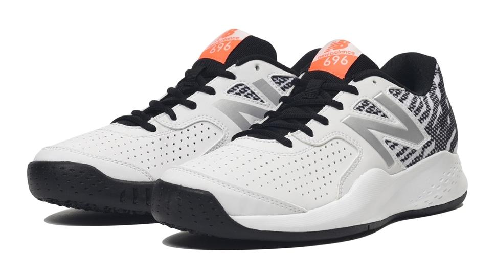 (NB公式アウトレット)【60%OFF】 メンズ MCO696 B3 (ホワイト) テニス オムニ・クレーコート用シューズ 靴 ニューバランス newbalance セール