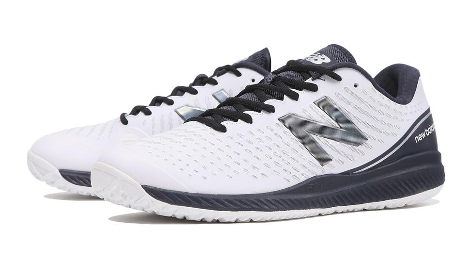 (NB公式アウトレット)【30%OFF】 メンズ MCO796 W2 (ホワイト) テニス オムニ・クレーコート用シューズ 靴 ニューバランス newbalance セール