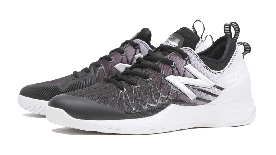 (NB公式アウトレット)【30%OFF】 ユニセックス FRESH FOAM LAV O BK (ブラック) テニス オムニ・クレーコート用シューズ 靴 ニューバランス newbalance セール