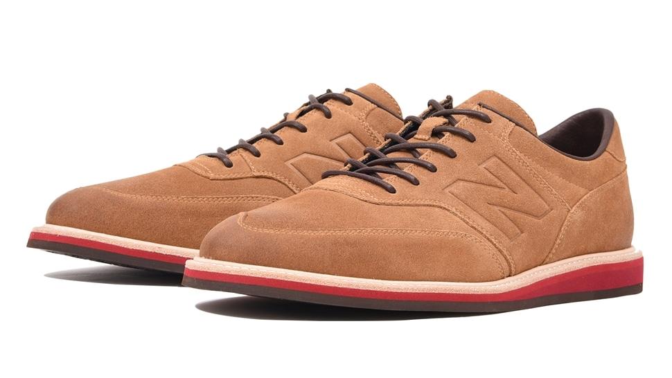 (NB公式アウトレット)【30%OFF】 メンズ MD1100 DB (ブラウン) ウォーキングシューズ 靴 ニューバランス newbalance セール