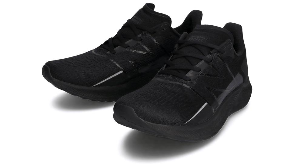 (NB公式アウトレット)【40%OFF】 メンズ FuelCell PROPEL M BK2 (ブラック) ランニングシューズ 靴 ニューバランス newbalance セール