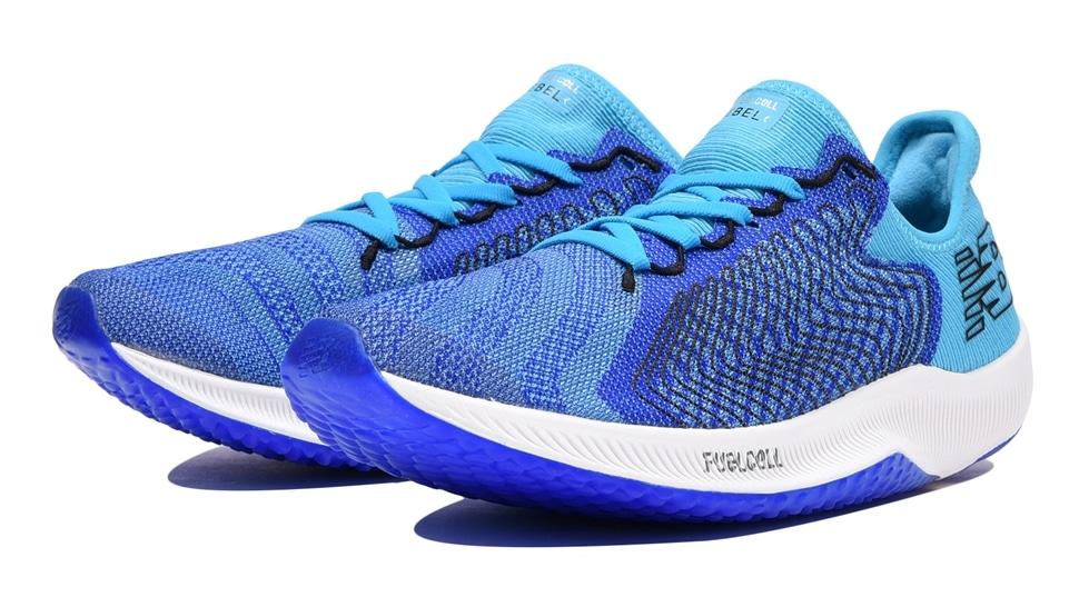 (NB公式アウトレット)【50%OFF】 メンズ FuelCell REBEL M BB (ブルー) ランニングシューズ 靴 ニューバランス newbalance セール