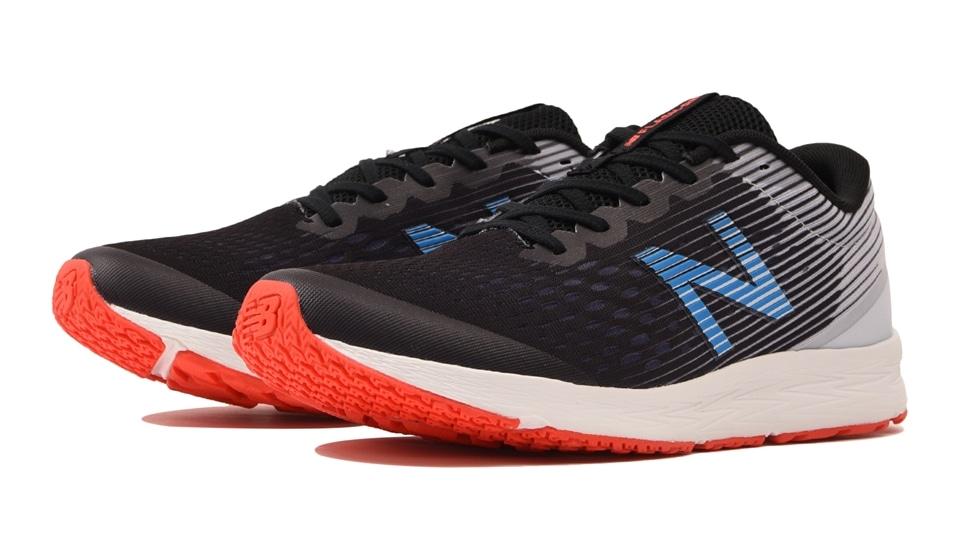 (NB公式アウトレット)【50%OFF】 メンズ FLASH M LH4 (ブラック) ランニングシューズ 靴 ニューバランス newbalance セール
