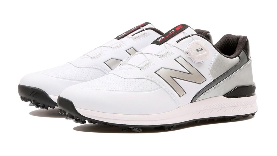 (NB公式アウトレット)【30%OFF】 メンズ MGB996 G2 (グレー) ゴルフ スパイク シューズ 靴 ニューバランス newbalance セール
