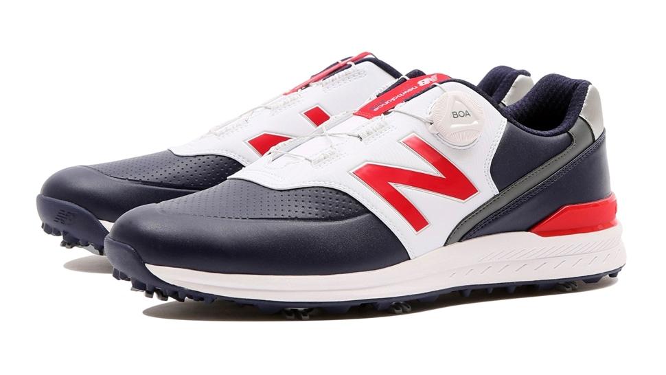 (NB公式アウトレット)【30%OFF】 メンズ MGB996 N2 (ブルー) ゴルフ スパイク シューズ 靴 ニューバランス newbalance セール