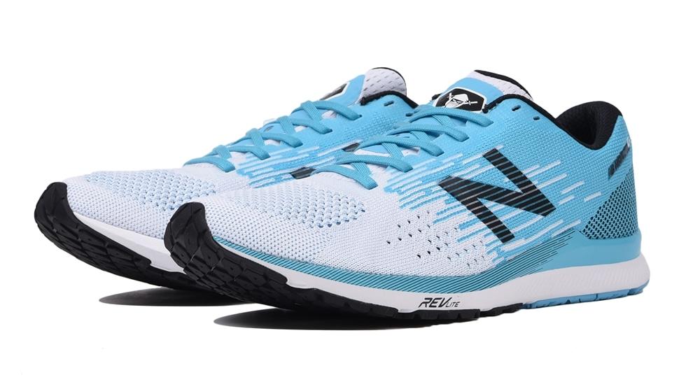 (NB公式アウトレット)【50%OFF】 メンズ NB HANZO C M W2 (ホワイト) ランニングシューズ 靴 ニューバランス newbalance セール