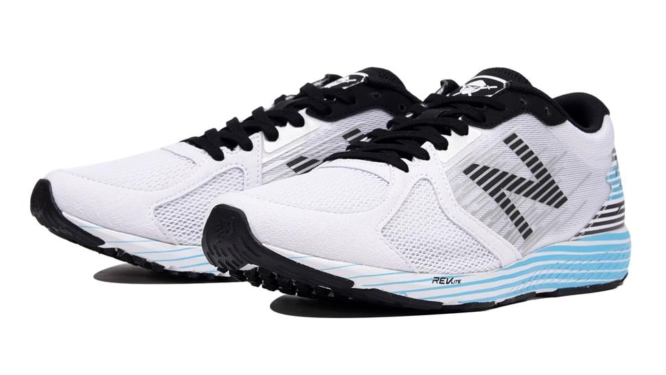 (NB公式アウトレット)【56%OFF】 メンズ NB HANZO R M W2 (ホワイト) ランニングシューズ 靴 ニューバランス newbalance セール