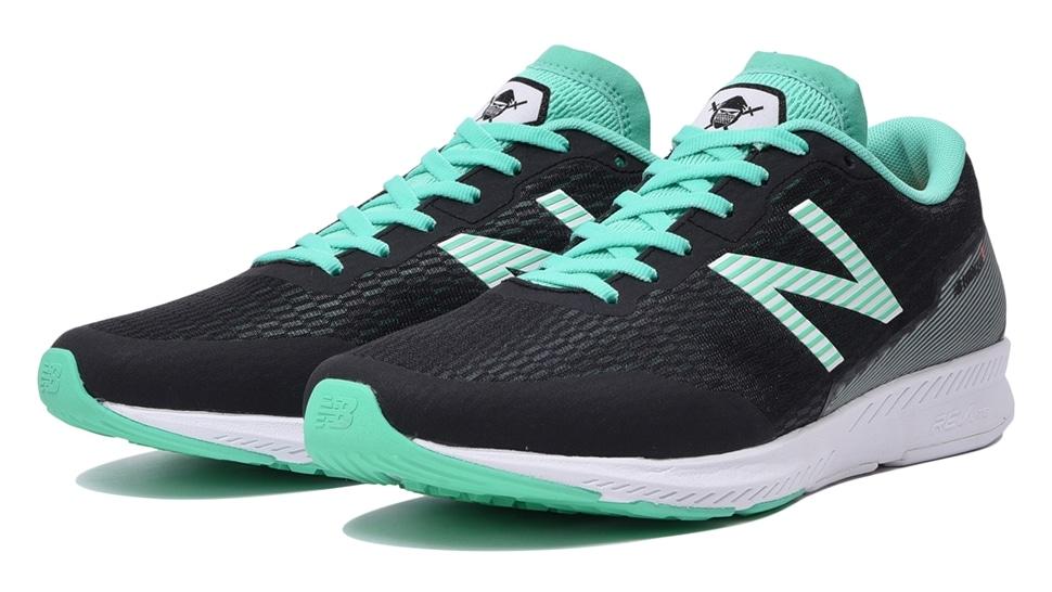 (NB公式アウトレット)【50%OFF】 メンズ NB HANZO T M E2 (グリーン) ランニングシューズ 靴 ニューバランス newbalance セール